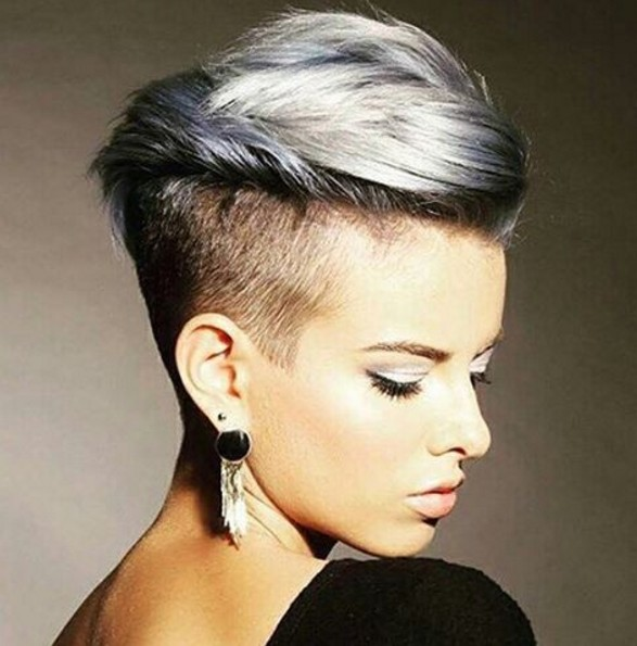 Trendy Pixie Haircut - Short Hairstyle Ideas