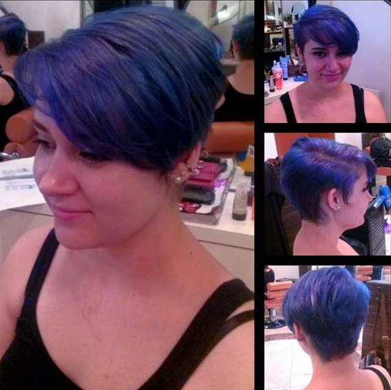 16 Cute Easy Short Haircut Ideas For Round Faces