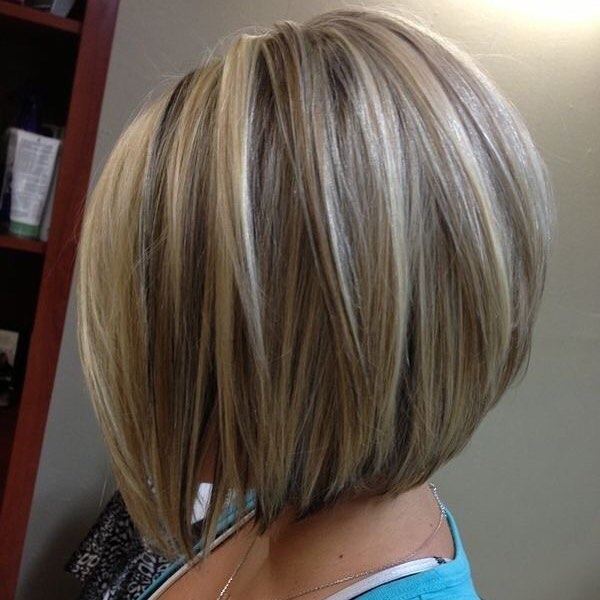 Bob Hair Styles : Pics Photos - 12 Stacked Bob Haircuts Short Hairstyle Trends
