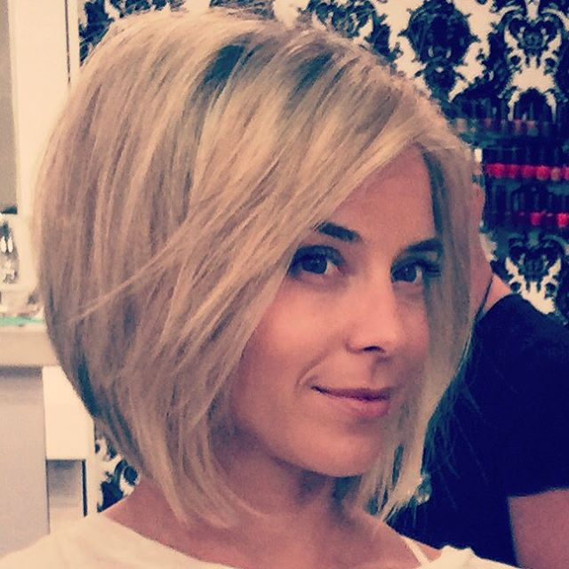 20 glamorous bob hairstyles for fine hair easy short hair easy short bob haircut for thick hair urmus Image collections