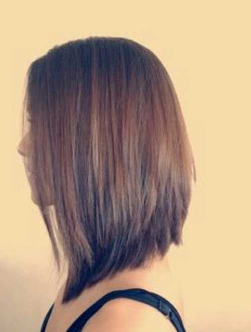 Layered Long Bob Hairstyles For Thick Hair 80