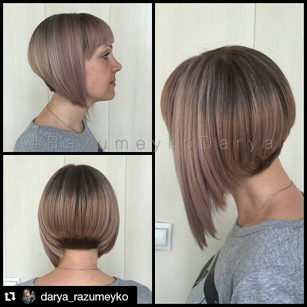 Magnificent 26 Lovely Bob Hairstyles Short Medium And Long Bob Haircut Ideas Short Hairstyles Gunalazisus
