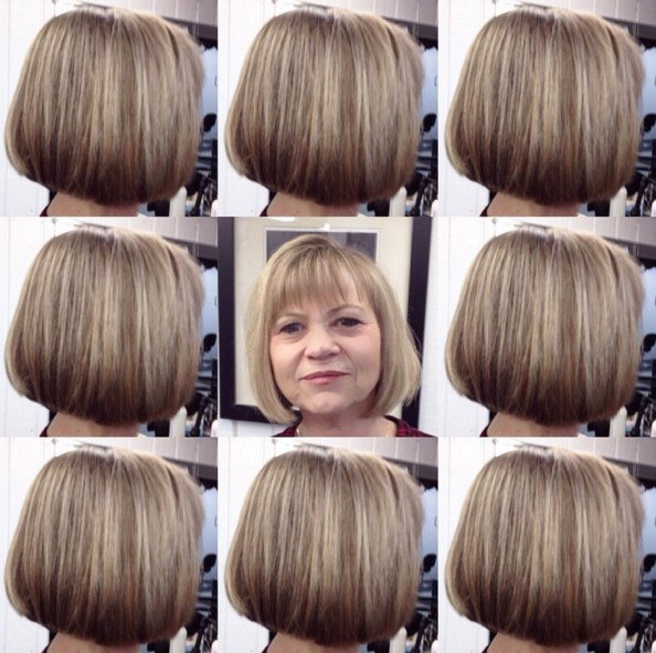 Short Hairstyle Ideas for Women Over 40,50