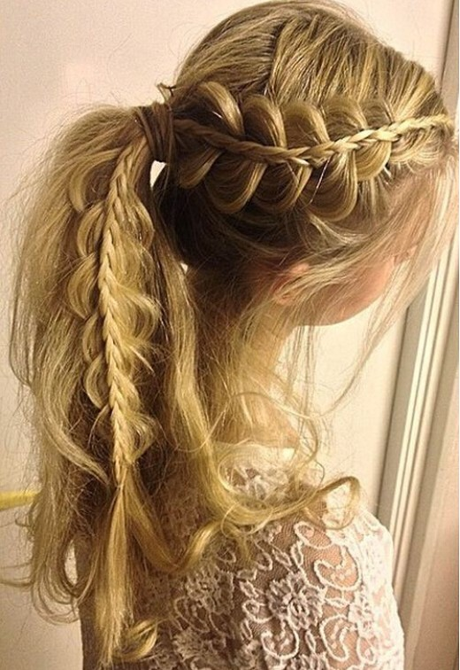 Stylish Everyday Hairstyles with Braid