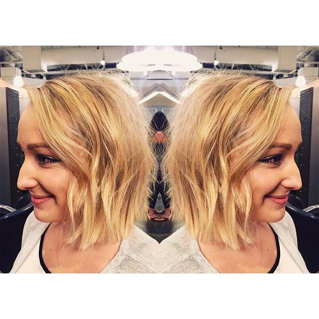 20 glamouröse Bob Frisuren für feines Haar: Easy Short Hair
