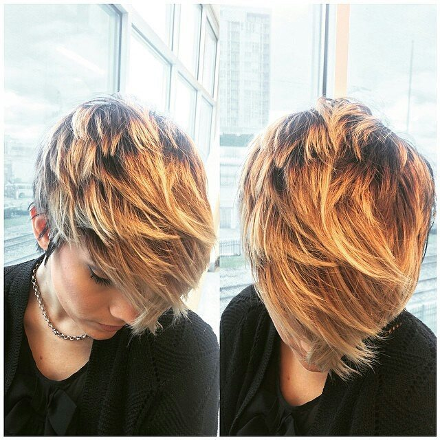 21 Gorgeous Long Pixie Haircuts