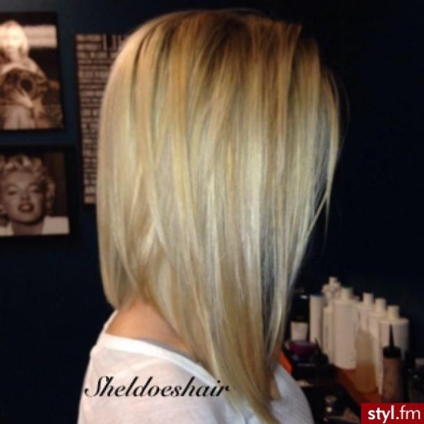 Astounding 27 Beautiful Long Bob Hairstyles Shoulder Length Hair Cuts Hairstyles For Women Draintrainus