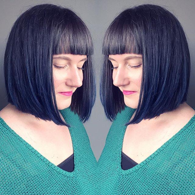 Schöne stumpfe Bob-Haar-Ideen