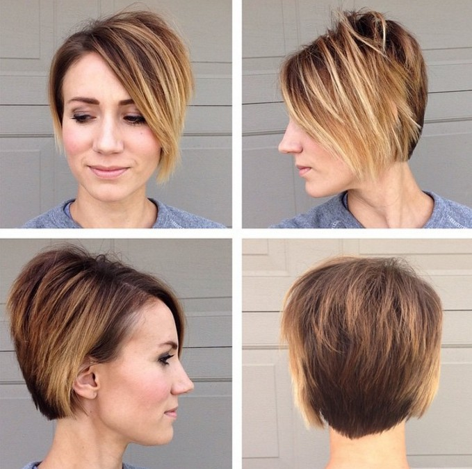 21 Gorgeous Long Pixie Haircuts Popular Haircuts