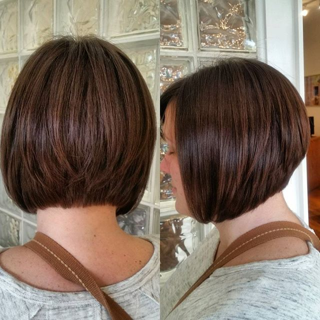 Graduated Bob Hair styles