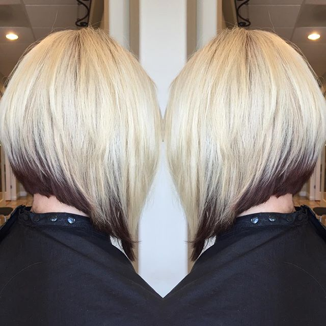 21 Cute Layered Bob Hairstyles