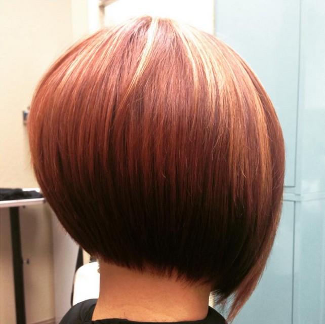 Magnificent 22 Cute Graduated Bob Hairstyles Short Haircut Designs Popular Hairstyles For Men Maxibearus