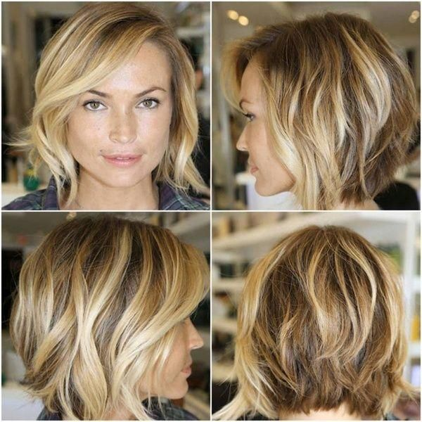 Wavy Ombre For Fine Thin Hair