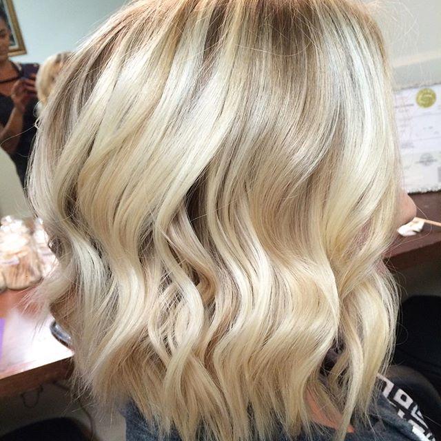 Textured Medium Bob Hairstyle