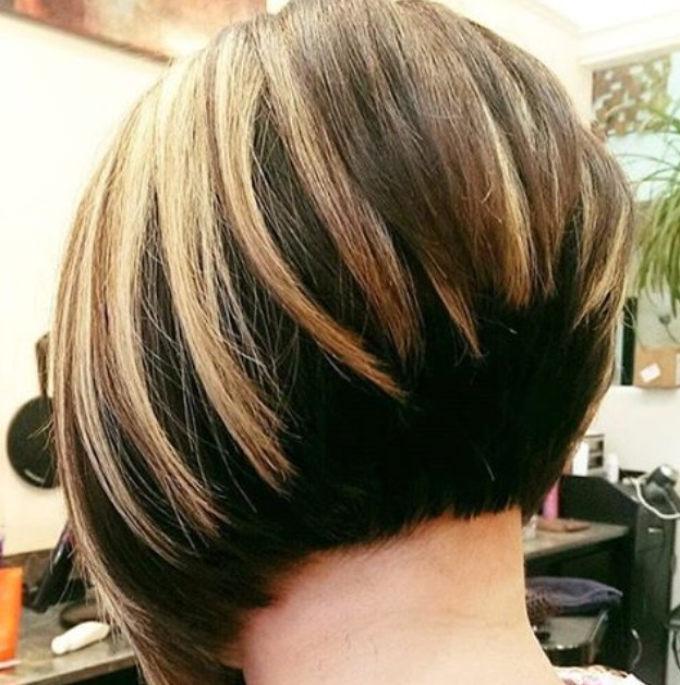22 Cute Graduated Bob Hairstyles Short Haircut Designs Popular