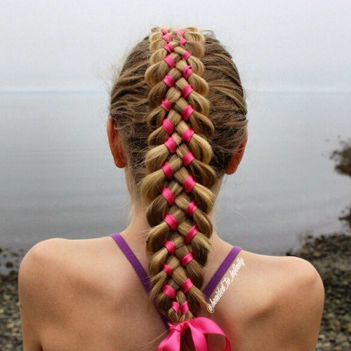 20 Adorable Braided Hairstyles for Girls - PoPular Haircuts