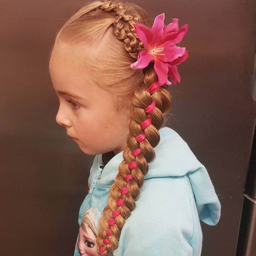 Cute Braided Hairstyles For Girls 5 Popular Haircuts