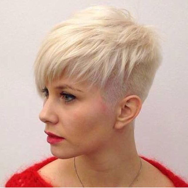 Pixie Haircut Styles For Thin Hair Fair 15 Ways To Rock A Pixie Cut With Fine Hair Easy Short Hairstyles .