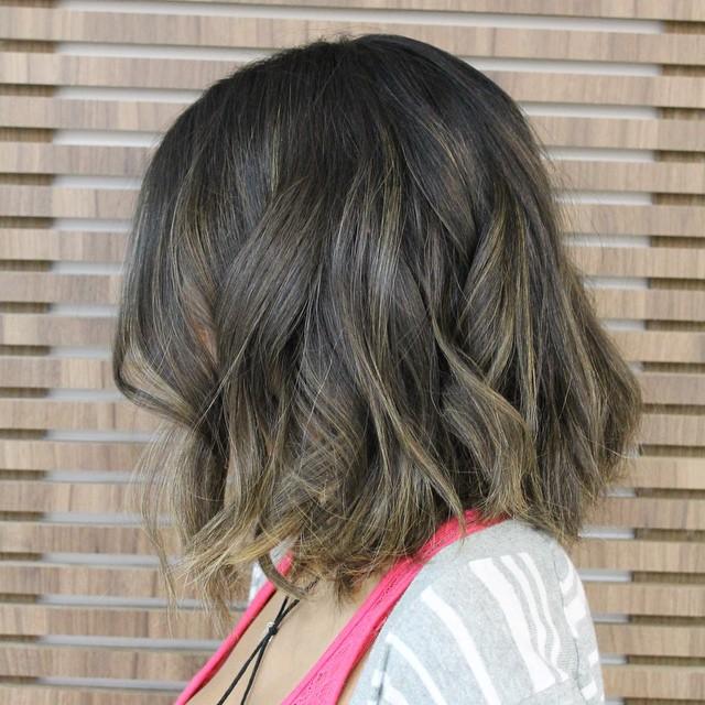 22 Tousled Bob Hairstyles Popular Haircuts