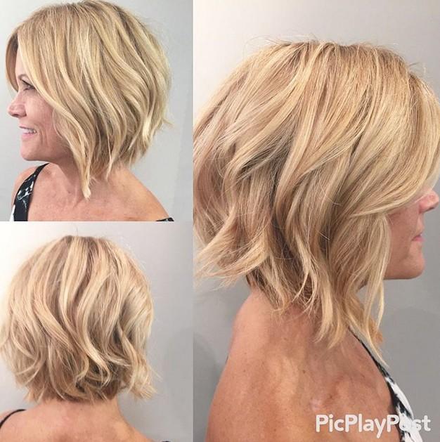 22 Cute Graduated Bob Hairstyles Short Haircut Designs Popular