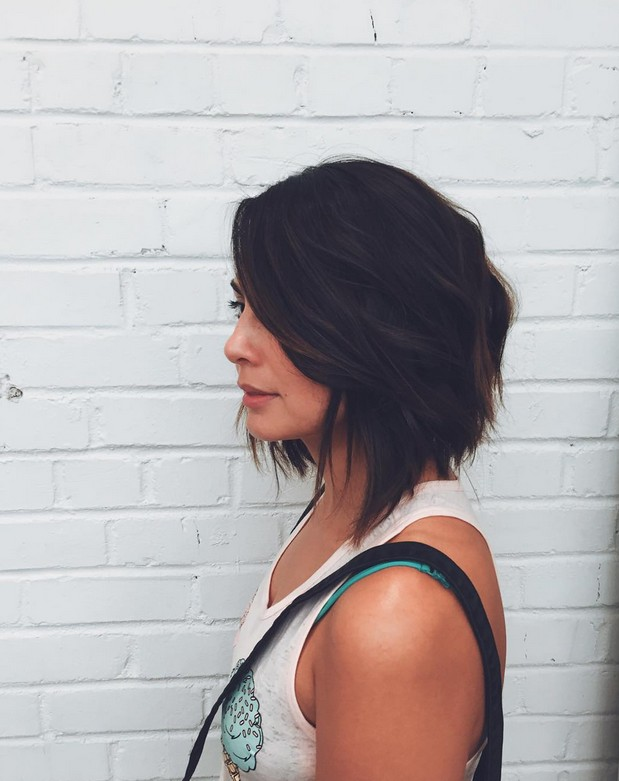 22 Cute Graduated Bob Hairstyles Short Haircut Designs