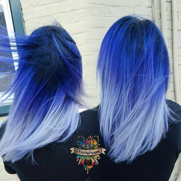 2016 Most Popular Hair Color - Ombre Hairstyles