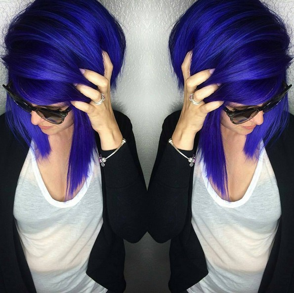 Best Fresh Hair Colour Ideas for Dark Hair - PoPular Haircuts - photo#33