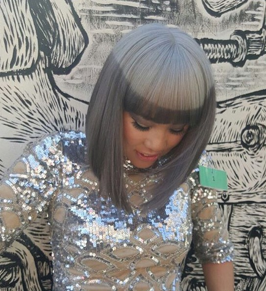 Amazing Multi-tonal Bob Haircut