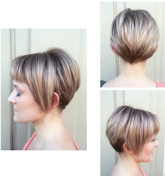 Balayage & Ombres are completely possible on short hair!