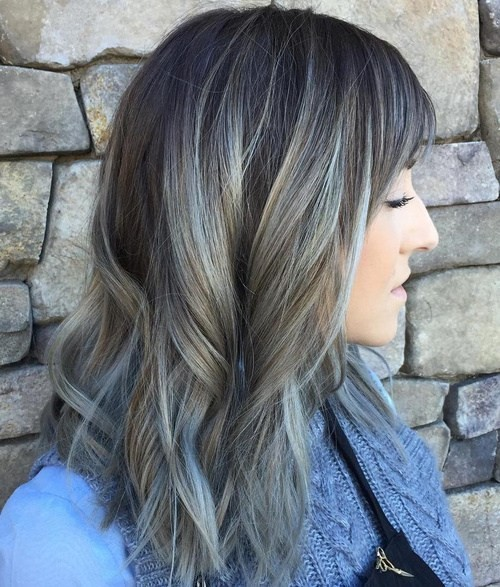 Gorgeous Grey Hair Trend Colors You Should Consider