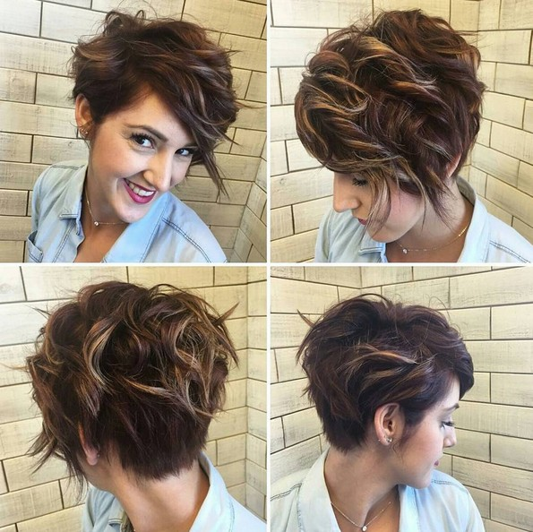 25 Cute Balayage Styles for Short Hair PoPular Haircuts