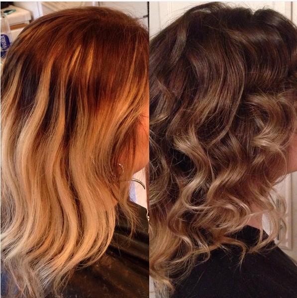 16 Trendy Frisuren für mittellanges Haar