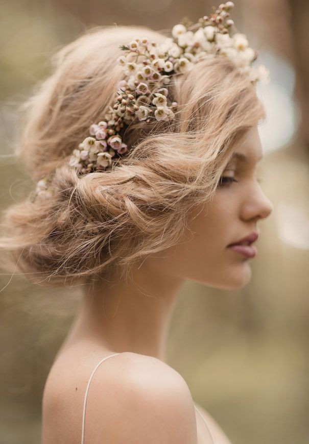 Lastest 25 Hairstyles For Brides