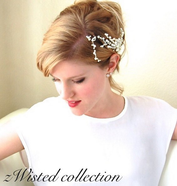 Perfect Short Hairstyles for Weddings – Brides and Guests