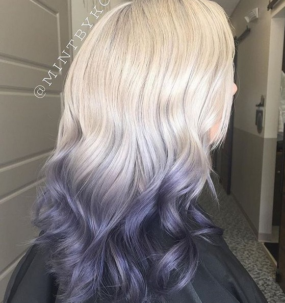 22 Trendy and Tasteful Two Tone Hairstyle You\'ll Love ...