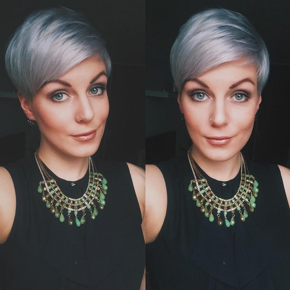 So Beautiful Pixie Haircut - So Perfect Gorgeous Color