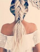 2016 Summer Hair Style Ideas - Ombre Balayage Hairstyle