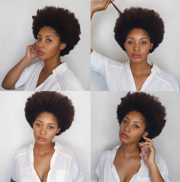 Casual, Everyday Hairstyles for African American Women Short Hair