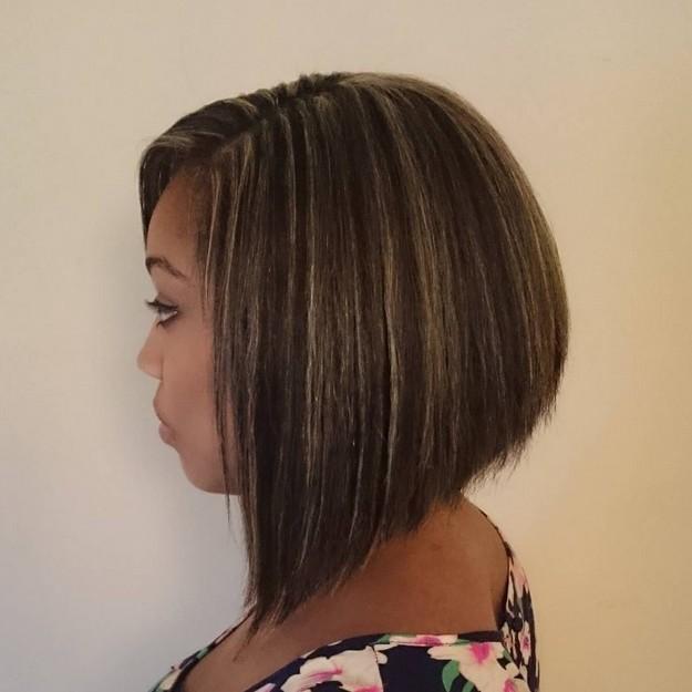 Wunderschöne Afroamerikaner Natürliche Frisuren