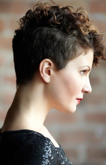 pixie haircut styles for curly hair 18 textured styles for your pixie cuts crazyforus 5186