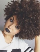Gorgeous Natural Hairstyles with Short Hair
