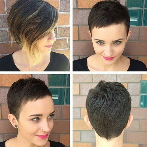 Haircuts Heart Shaped Face 2016: 20 Adorable Short Hairstyles For Girls