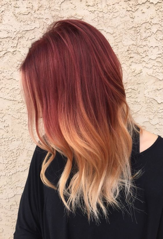 Stylish Hair Color 2016 for Medium Hair