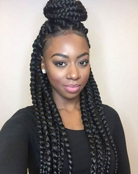 afro american hair braid styles 12 pretty american braided hairstyles popular 4920