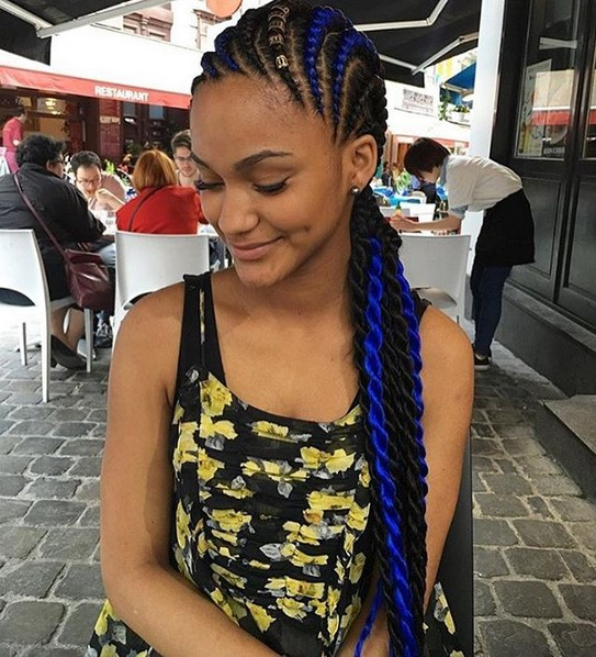 10 Chic African American Braids: The Hot New Look