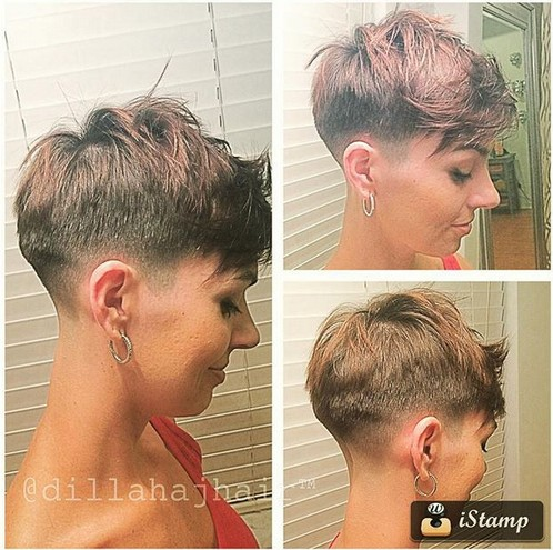 Cool, Very Short Haircuts