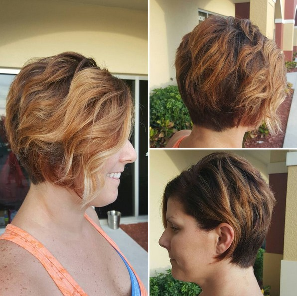 Everyday Hairstyles For Very Curly Hair : Adorable pixie haircut ideas with bangs popular haircuts