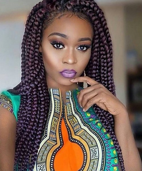 Natural Hair Daily - Box Braids
