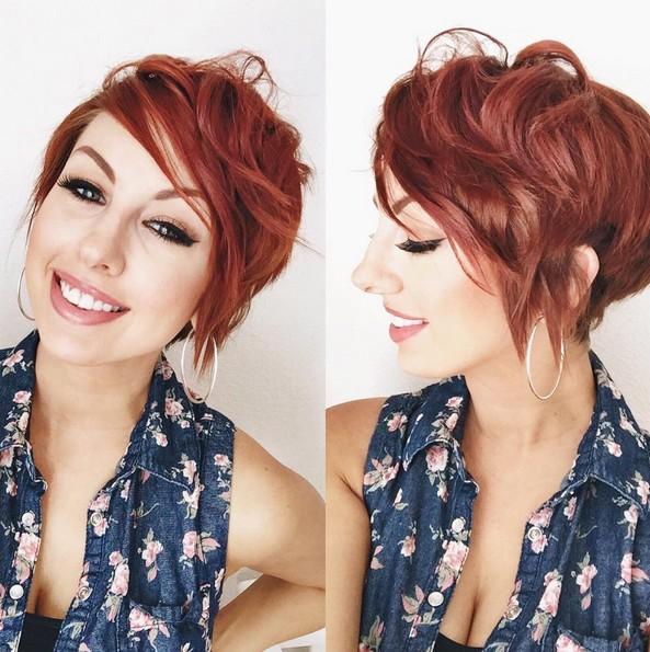 Adorable Pixie Haircut Ideas With Bangs Popular Haircuts