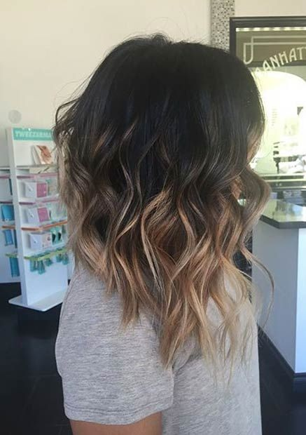 10 Hottest Lob Haircut Ideas - PoPular Haircuts